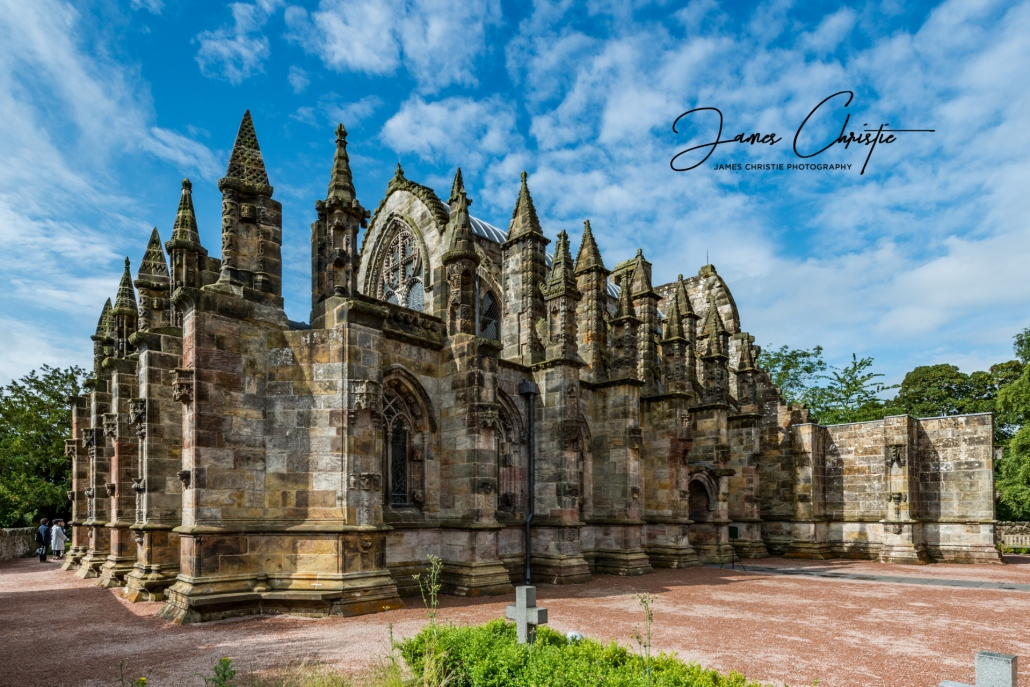 Scottish Borders photography tour, Rosslyn Chapel, Edinburgh Photography Tours
