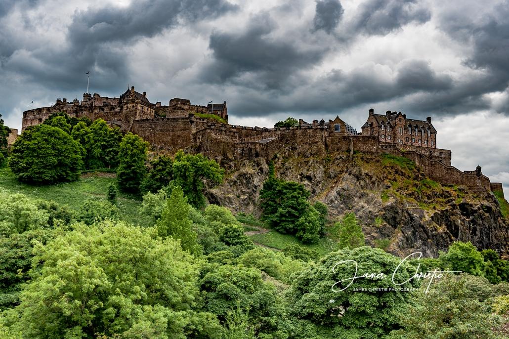 Edinburgh Castle, Edinburgh photography tour