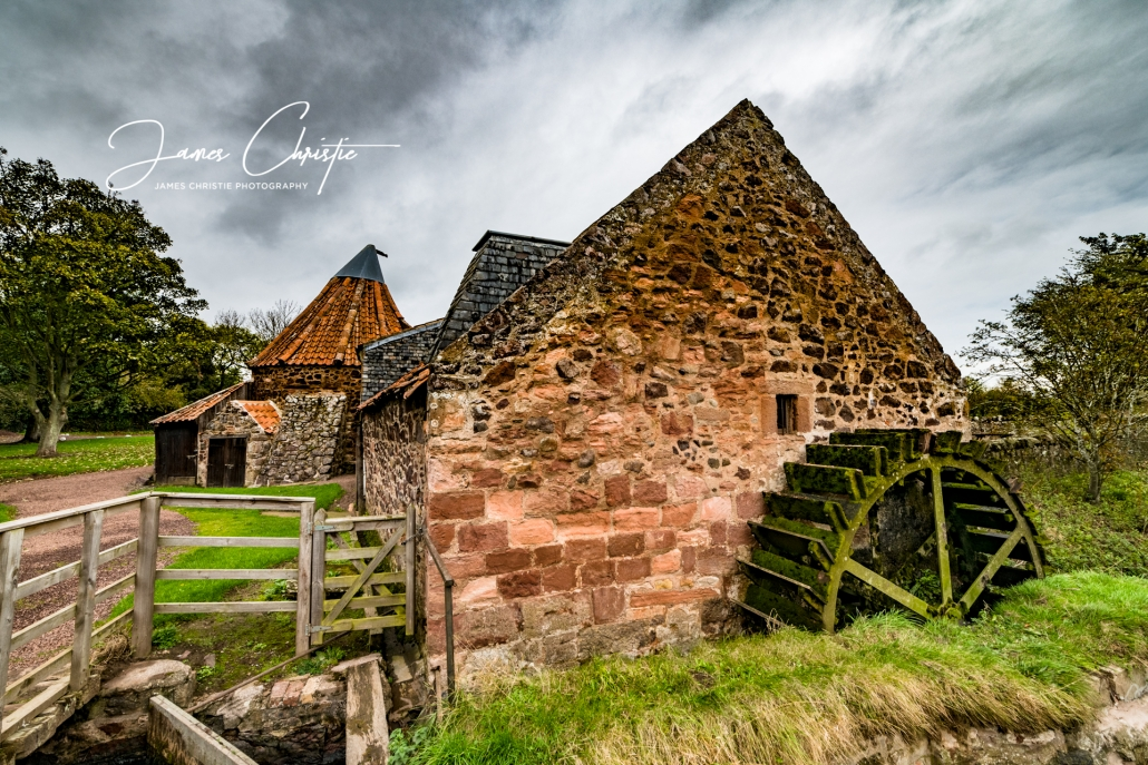 Preston Mill, Outlander photography tours, Edinburgh photography tours, Edinburgh photo walks