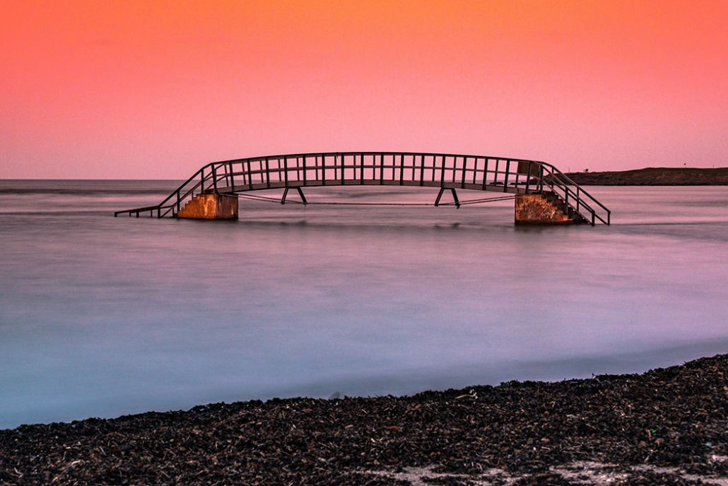 Bridge To Nowhere, Belhaven Bay