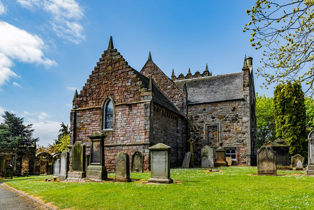Duddingston Kirk, Edinburgh