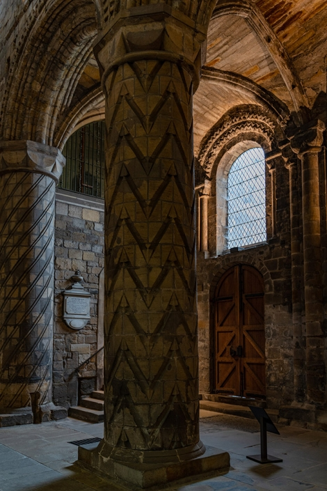 Dunfermline Abbey Interior