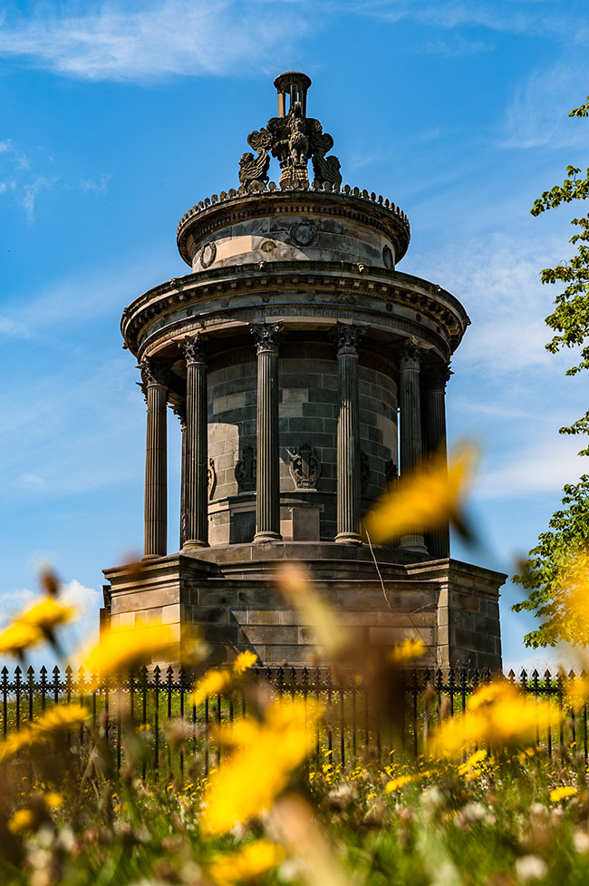 Robert Burns Memorial, Edinburgh