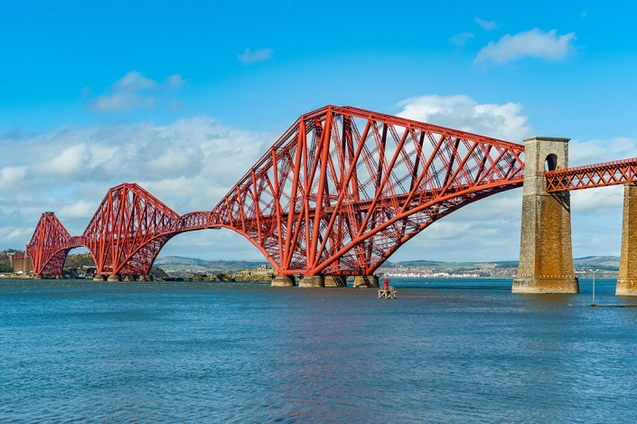 Forth Bridge, rail, railwway, bridge