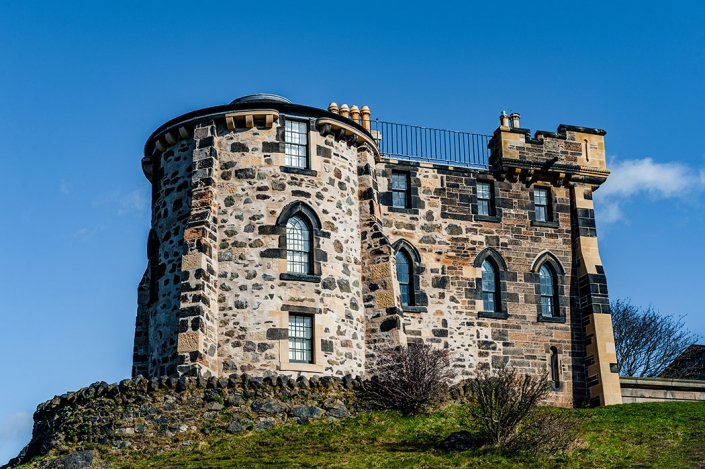 Observatory House, Calton Hill