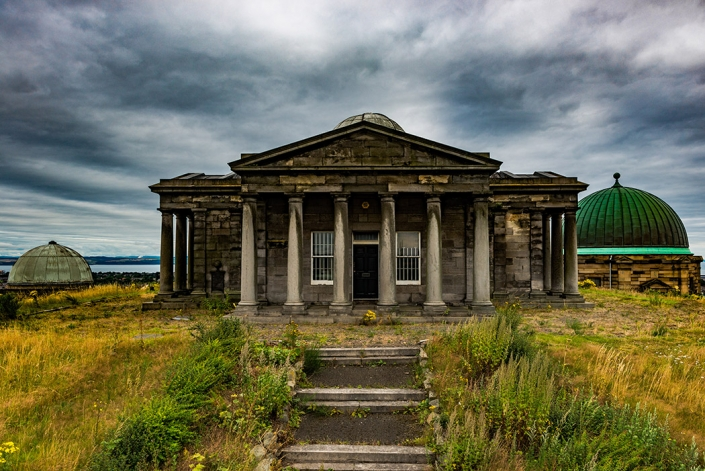 City Observatory, Calton Hill
