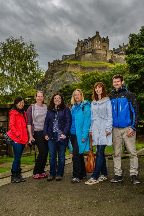 Edinburgh photography tour