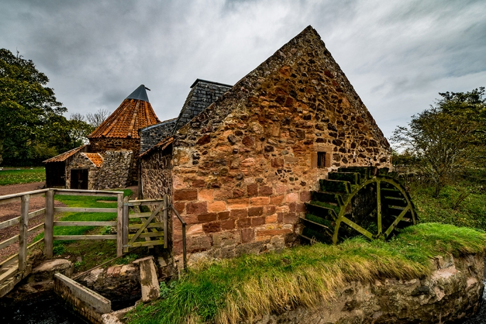 Outlander Series 1, Preston Mill